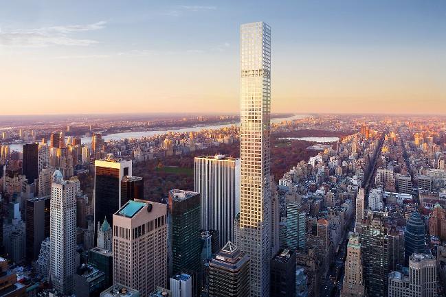 en la segunda mitad de la dcada este edificio del grupo cim ser el ms alto de todo nueva york medido desde el suelo hasta la azotea el nuevo one world