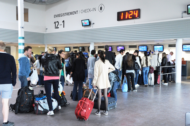Paris beauvais mucho m s que un aeropuerto ventanilla o for Ryanair barcelona paris orly