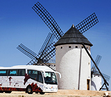 Campo de Criptana, La Mancha