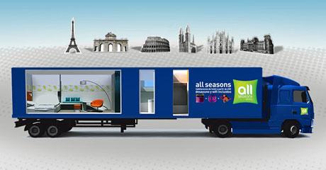 El All Seasons Tour, que recorrer� nueve ciudades, arranca el 17 de mayo.