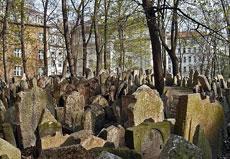 El cementerio jud�o.