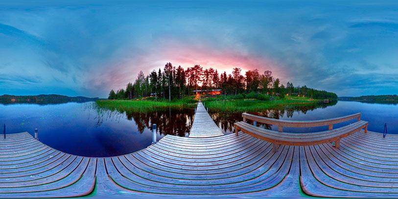 Pinche en la imagen para poder navegar libremente por esta panorámica de 360º.
