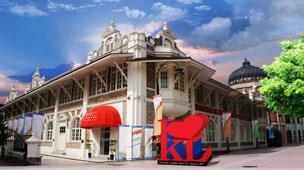 Brickfields es el barrio de <em>Little India</em> de Kuala Lumpur.