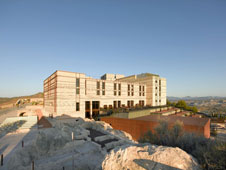 Tradici�n y vanguardia se combinan en el Parador de Lorca, elegido el mejor de 2014.