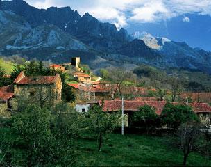 La comarca de Li�bana esconde parajes naturales tan hermosos como �ste.