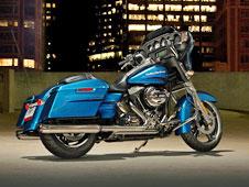 El ganador disfrutar� de dos meses recorriendo Europa a lomos de una Harley-Davidson Street GlideTM.
