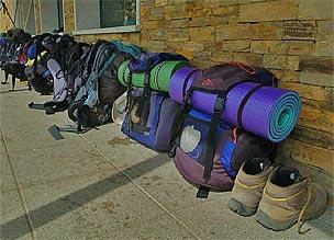 Hay otra manera de realizar el Camino de Santiago sin cargar con la mochila a cuestas. | Foto: Jos� Ayma