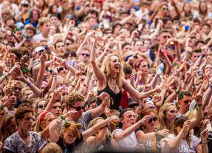 El Sziget es uno de los festivales m�s grandes de Europa, ya que recibe en una semana a 450.000 personas.